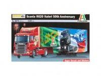 Immagine di Camion 1/24  Scania R144 Italeri 50th Anniversary 3875S