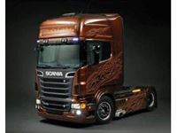 Picture of Italeri - 1/24 Scania R Black Amber 3897S