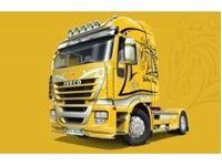 Immagine di Italeri - 1/24 Iveco Stralis Yellow Devil 3898S