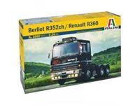 Immagine di Italeri - Camion 1/24  Berliet R352ch-R360 3902S