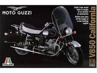 Immagine di Italeri - 1/6 EXTRA CATALOGO Moto Guzzi 850V California Movimenti visibili e funzionanti 4513S
