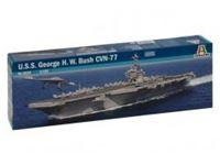 Immagine di Italeri - 1/720 U.S.S. George H.W.Bush CVN-77 5534S