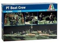 Immagine di Italeri - 1/35 ELCO 80? PT BOAT Crew 5606S
