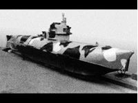 Immagine di Italeri - 1/35 Biber Midget Submarine 5609S