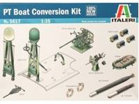 Immagine di Italeri - PT BOAT CONVERSION KIT 5617S