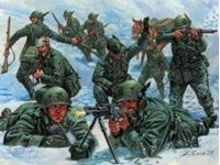 Immagine di Italeri - 1/72 WW2 - ITALIAN MOUNT.TROOPS ALPINI 6059S