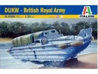 Immagine di Italeri - 1/35 DUKW British Royal Army - EXTRA CATALOGO 2014 6466S
