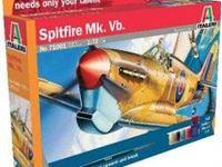 Immagine di Italeri - 1/72 Spitfire Mk. Vb. 71001S