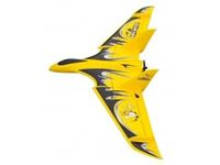 Immagine di Invader 2.4G RTF brushed mini delta wing, mode 2,