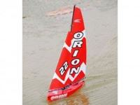 Picture of Orion 2.4G RTR sailboat red color, Mode 2