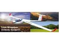 Immagine di Lanyu - R/C AIRPLANE ASW28 6CH BRUSHLESS 759-1