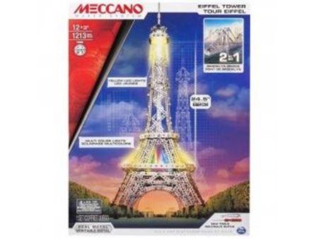 811261E Tower Bridge Eiffel Brooklyn Or Meccano Eitech QdsxCthrB