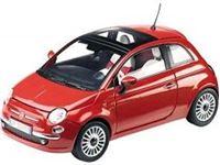 Immagine di Mondo Motors - MOD. NUOVA 500 CABRIO X FIAT 1:43 53137