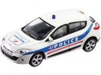 Picture of Mondo Motors - 1/43 SECURITY FRANCE ASSORTMENT (2 vehicles Peugeot/Megane) 53138