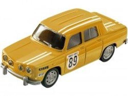Immagine di Mondo Motors - 1:43 NEW ASSORTMENT VINTAGE RACING (ALPINE A110 MONTE CARLO 1971 - ALPINE A 110 MONTE CARLO 1973 - MAXI TURBO 1982 TOUR DE CORSE - MAXI TURBO 1985 - R8 GORDINI MONTE CARLO 1969 - RENAULT 4L Sport) 53188