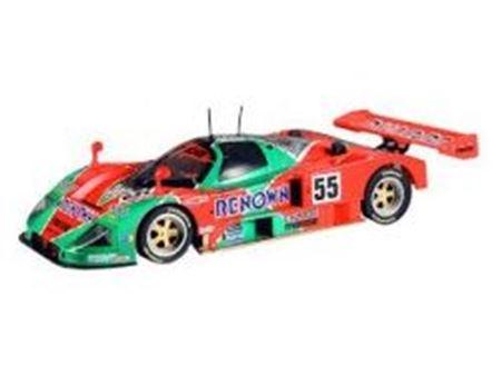 Immagine di MrSlotCar.Ca - Mazda 787B 24H Le Mans Winner 1991  55 - Champions Edition MRSMR1003