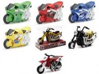 Immagine di New Ray - DIE CAST MINI BIKE - PULL BACK 00427