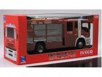 Picture of New Ray - 1:24 B/O IVECO STRALIS VIGILI DEL FUOCO TRY ME BOX 00783