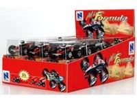 Immagine di New Ray - DIE CAST MINI FORMULA RACER - PULL BACK 01107