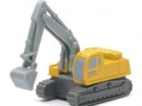 Immagine di New Ray - DIE CAST   CONSTRUCTION  TRACTORS  SERIES, PULL BACK 01627