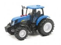 Immagine di New Ray - 1:24 B/O NEWHOLLAND T7070 TRY ME 01953