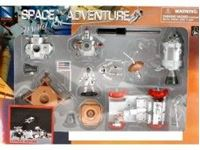 Immagine di New Ray - SPACE ADVENTURE, MODEL KIT, 4 ASSORTED STYLES 20405