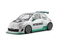 Immagine di NSR - Abarth 500 Assetto Corse Lim. Ed. F1 Mercedes Team colours SW Shark 20k 1147SW