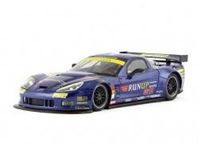 "Immagine di NSR - Corvette C6R Super GT 2012 series   #360  ""blue""           AW King EVO3! 1150AW"