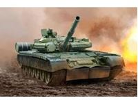 Immagine di Revell - 1/72 Soviet Battle Tank T-80 BV (Military Vehicles) 03106