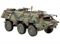 Immagine di Revell - 1/72 TPz 1 Fuchs A4 (Military Vehicles) 03114