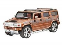 Picture of Revell - 1/25 Hummer H2 (Cars) 07186