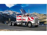 """Picture of Revell - 1/25 Marmon Conventional """"Stars & Stripes (Trucks & Buss) 07429"""