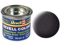 Immagine di Revell - NERO CATRAME OPACO 6 X 14 ML. 32106