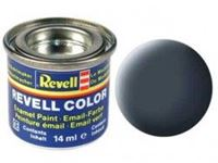 Immagine di Revell - ANTRACITE OPACA 6 X 14 ML. 32109