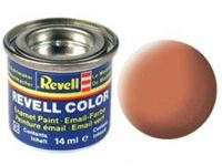 Immagine di Revell - ARANCIONE VIVO  OPACO 6 X 14 ML. 32125