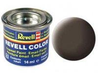Immagine di Revell - MARRONE SCURO OPACO 6 X 14 ML. 32184