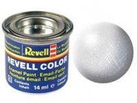 Immagine di Revell - ALLUMINIO METALLIZZATO 6 X 14 ML. 32199