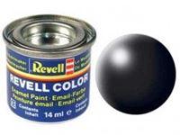 Immagine di Revell - NERO SATINATO 6 X 14 ML. 32302