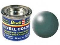 Picture of Revell - VERDE FOGLIA SATINATO 6 X 14 ML. 32364