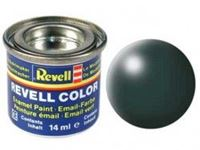 Picture of Revell - VERDE PATINA SATINATO 6 X 14 ML. 32365