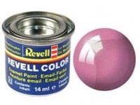 Immagine di Revell - ROSSO TRASPARENTE 6 X 14 ML. 32731