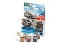 Immagine di Revell - Weathering Set (6x pigments 5 gr. each) (Accesories) 39066