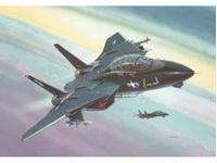 Immagine di REVELL MODEL SET F-14A BLACK TOMCAT 64029