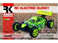 Picture of Radio Kontrol - 1/10 Auto radiocomandata elettrica Buggy 4wd RKO1000-03
