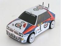 Picture of Radio Kontrol - 1/10 Auto radiocomandata a scoppio On-road 4wd RKO100-06