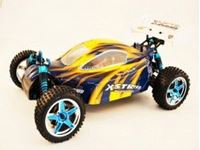 Picture of Radio Kontrol - 1/10 Auto radiocomandata brushless Buggy 4wd RKO1050-03