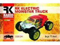 Picture of Radio Kontrol - 1/10 Auto radiocomandata elettrica Truck 4wd RKO1100-04