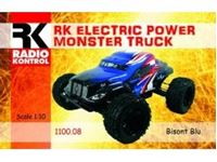 Immagine di Radio Kontrol - 1/10 Auto radiocomandata elettrica Desert Truck 4wd RKO1100-08