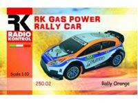 Immagine di Radio Kontrol - 1/10 Auto radiocomandata a scoppio GP Rally Truck 4wd RKO250-02