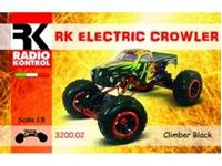 Immagine di Radio Kontrol - 1/8 auto radiocomandata elettrica Crowler 4wd RKO3200-02